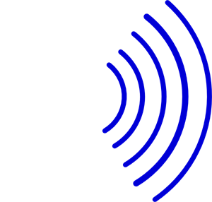 Png svg clip art. Clipart waves radio