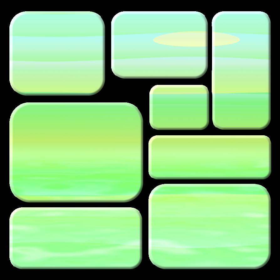 Clipart waves scrapbook. Journal page blank blocks