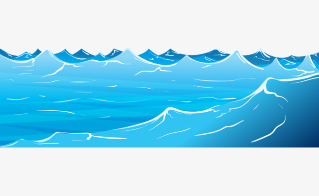 Seawater png images . Waves clipart blue wave