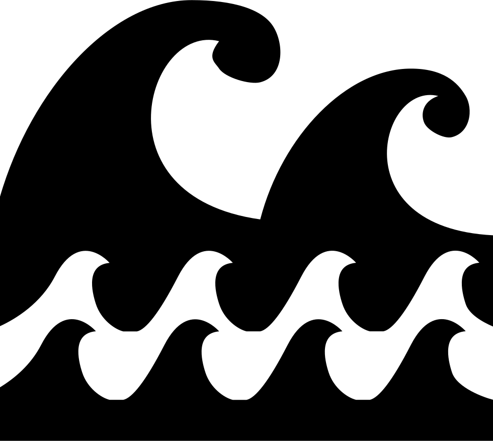 Sea variant png icon. Clipart waves svg