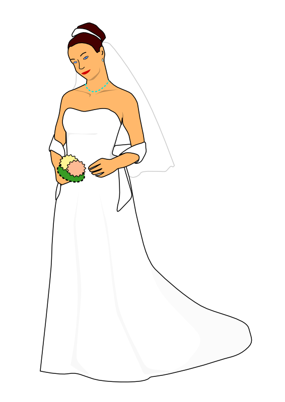 free awesome clip. Clipart wedding african american