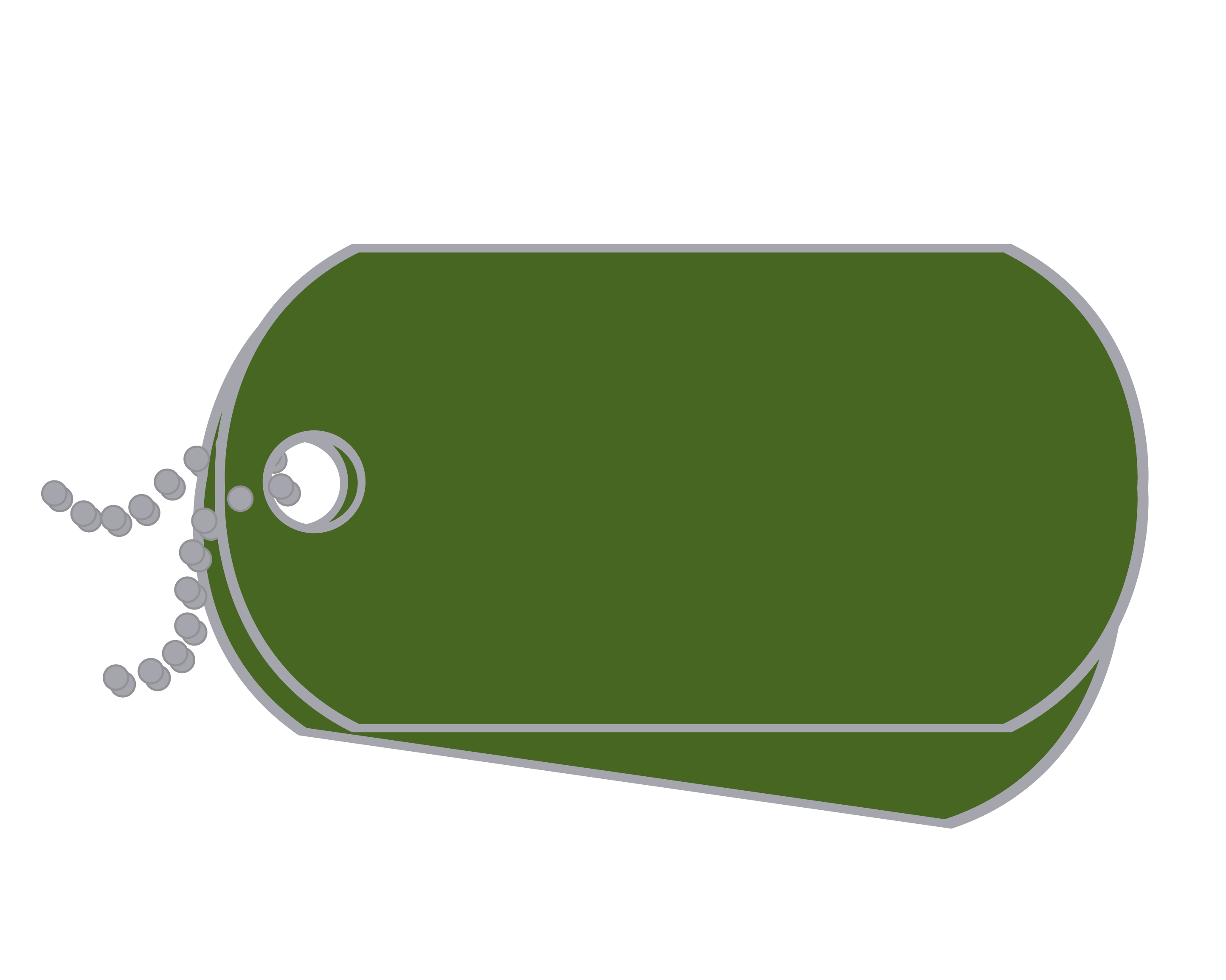 military clipart dog tag