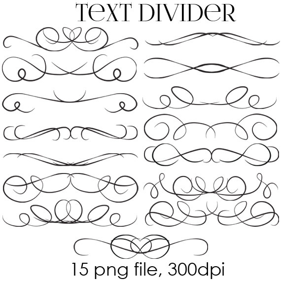 Clipart wedding element.  off sale text