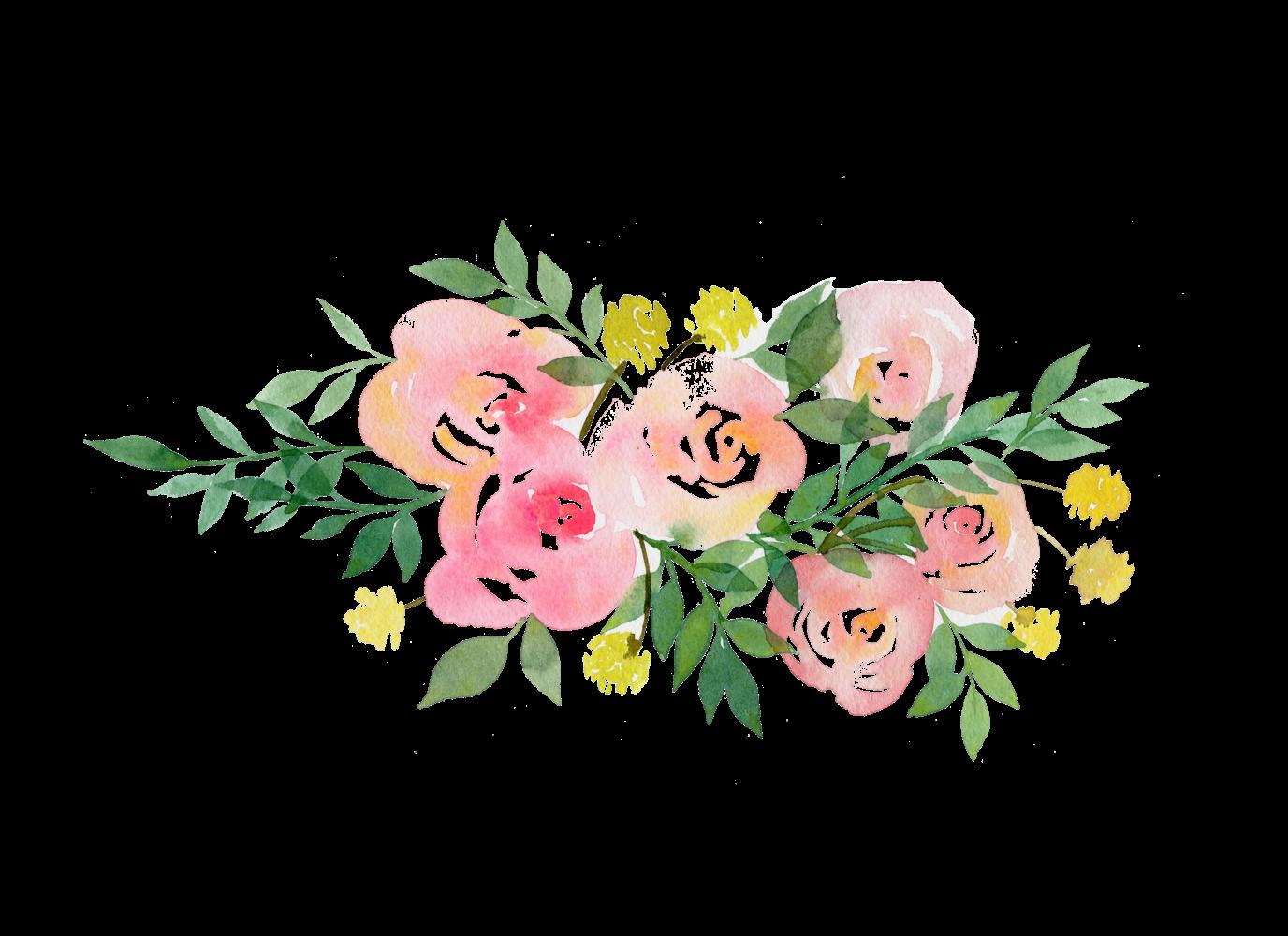 Garland clipart rose. Perfect wedding flower inspirational