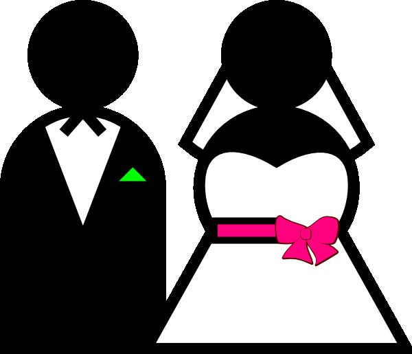 Bride clip art at. Clipart wedding groom
