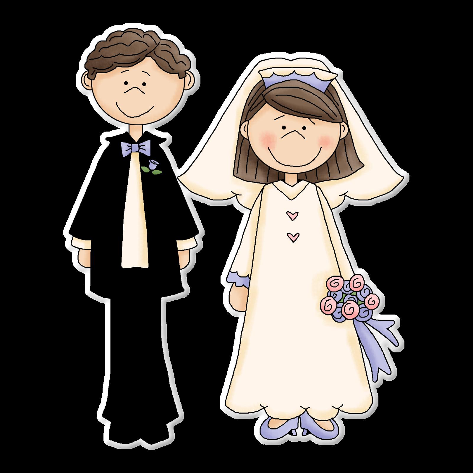 Wedding day clip art. Engagement clipart proposal
