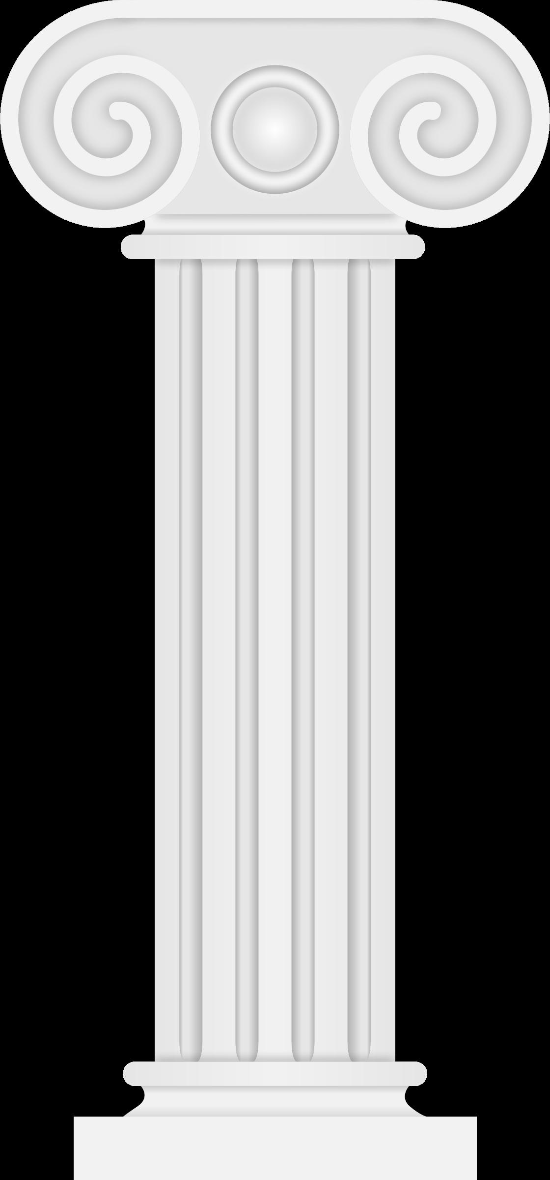 Column clipart stone pillar.  collection of no
