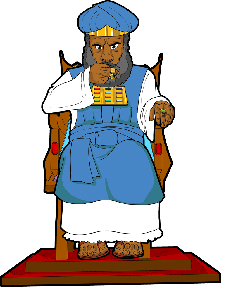 Clipart wedding priest. Caiaphas the high at