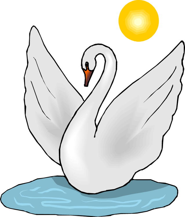 collection of swan. Ducks clipart baby boy