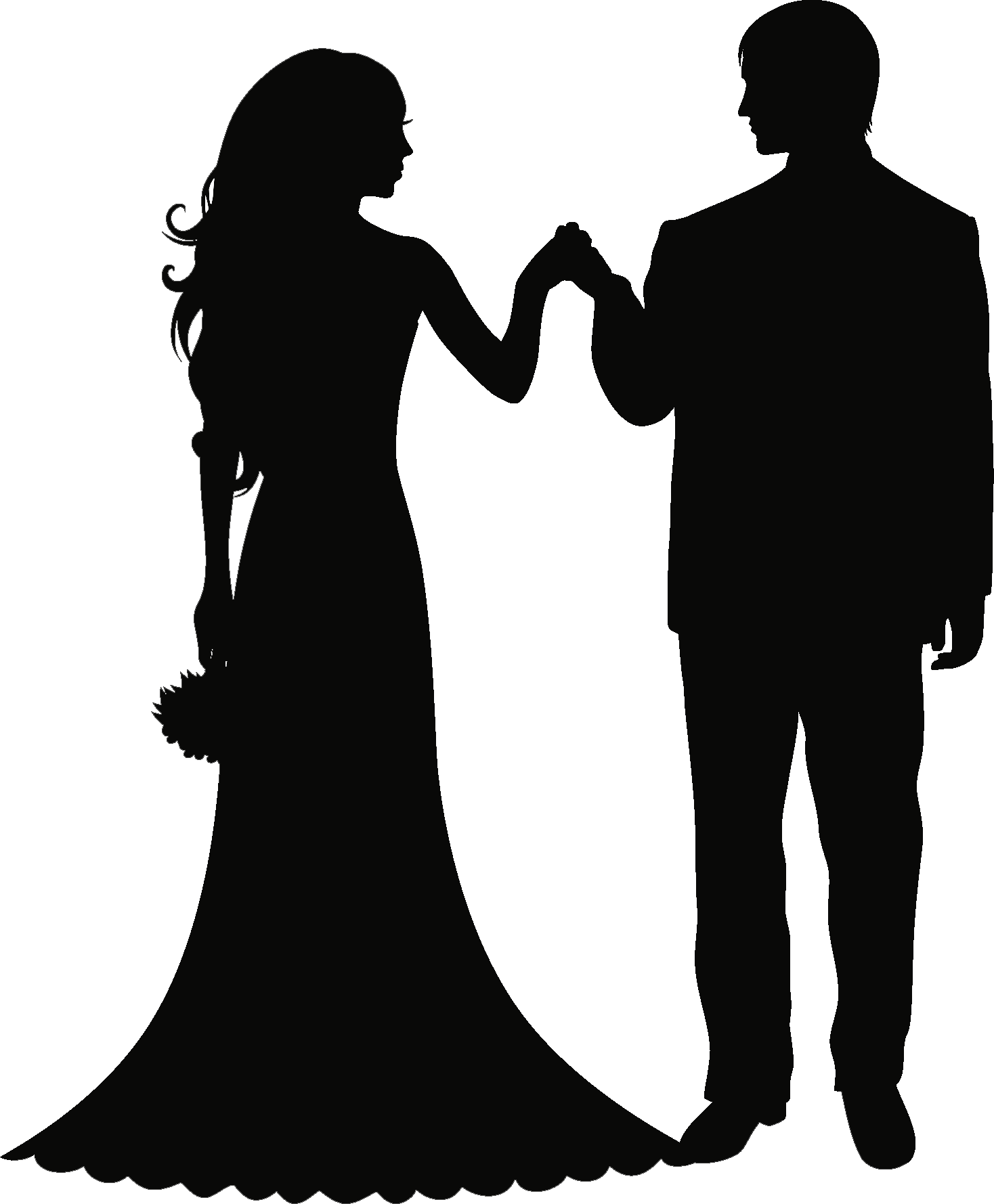 groom clipart two