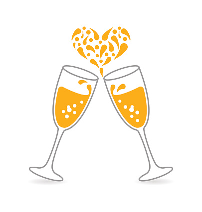 Engagement clipart wedding cocktail. Wine cliparts zone
