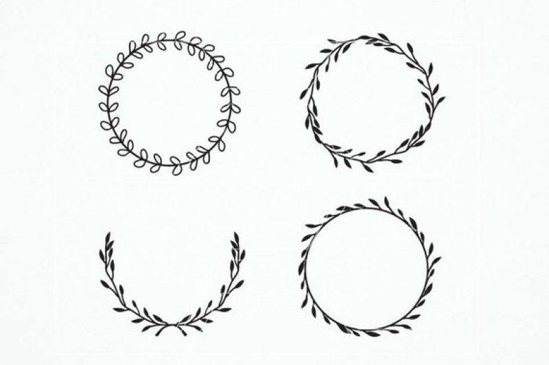 Laurel clipart wedding. Free vintage wreath wreaths