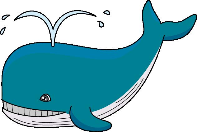 Clipart whale.