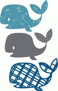 Clipart whale. Little blue clip art