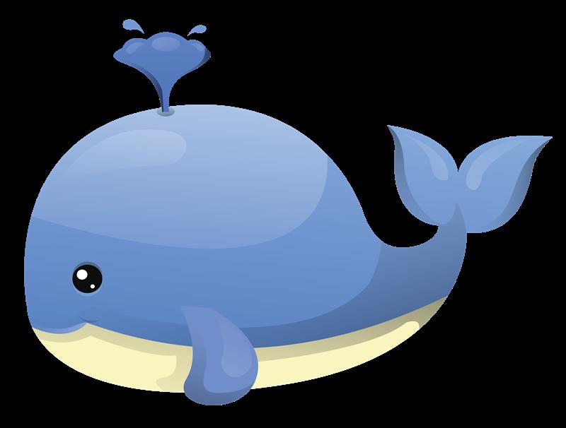 Cool clipart whale. Cute