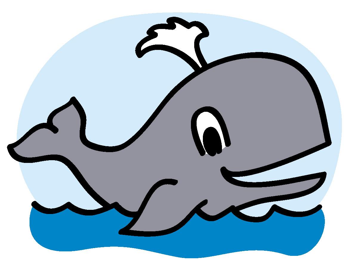 Cartoon clipart whale. Clip art panda free