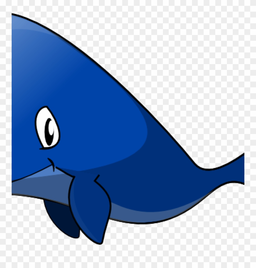 Free cartoon pictures blue. Clipart whale baleen whale