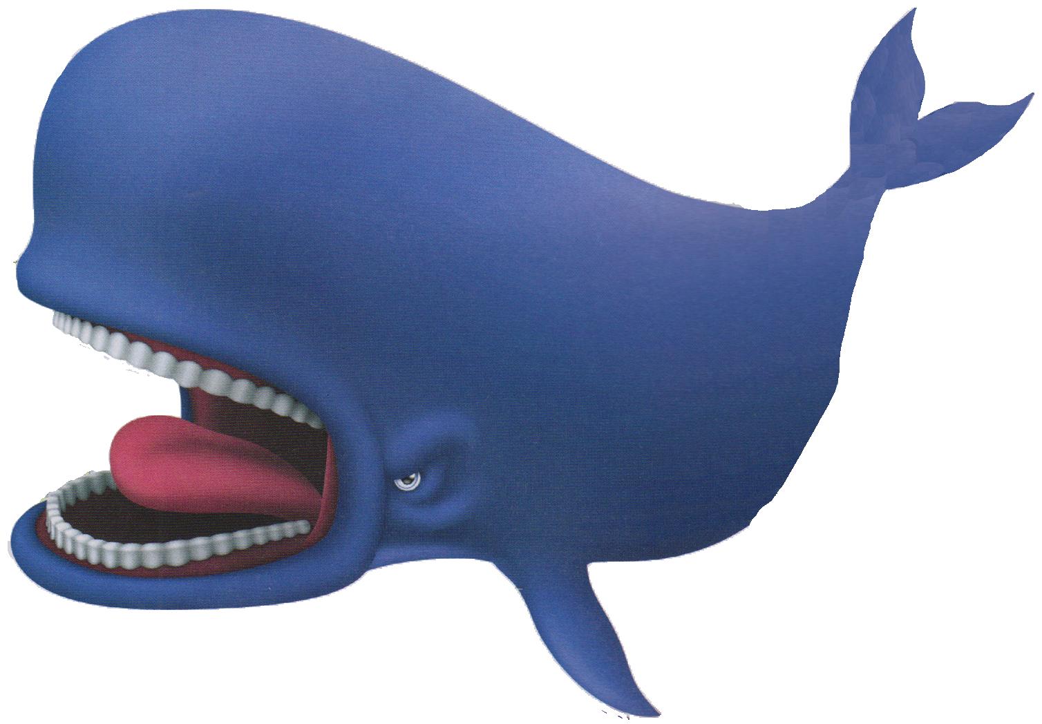 Clipart whale destiny. Image monstro khbbsfm png