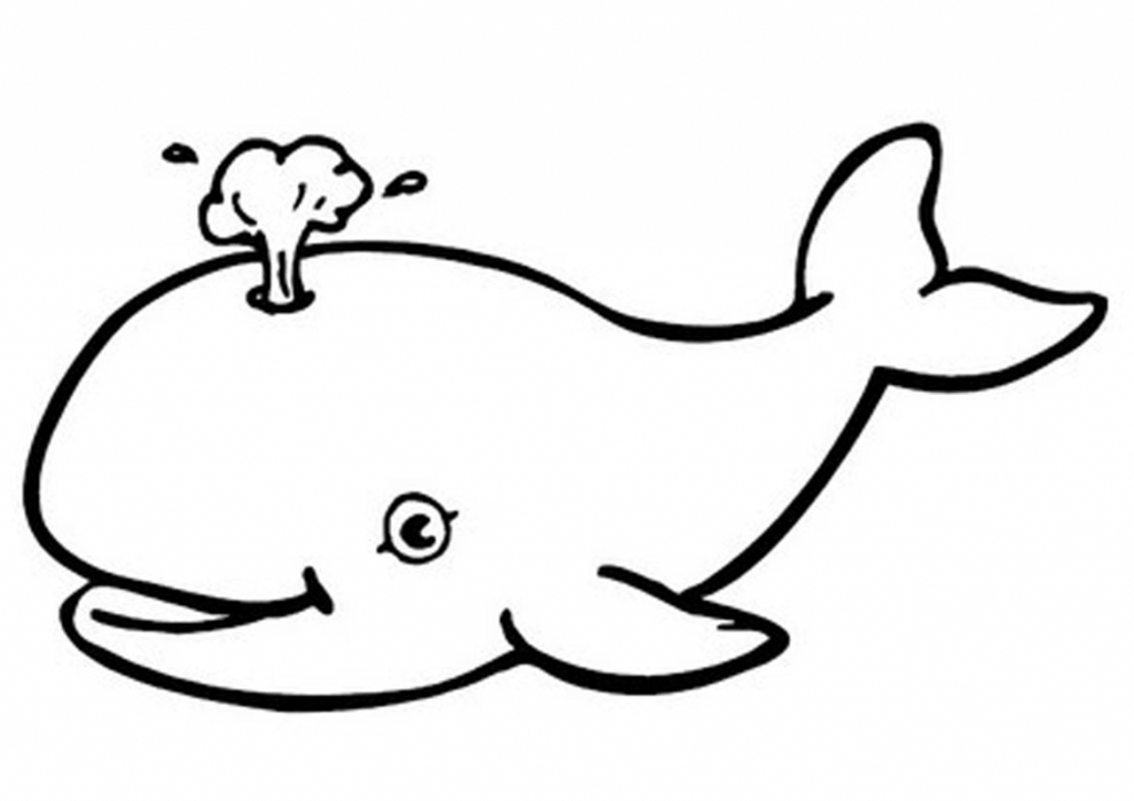 Clipart whale easy. Drawing free download best