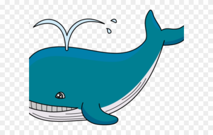 Of png download . Clipart whale easy cartoon