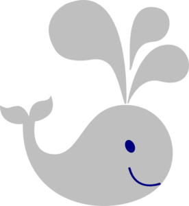 Clipart whale gray whale. Cliparts zone