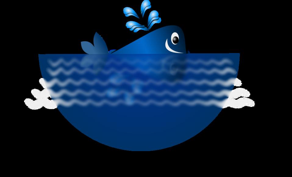 Whale happy