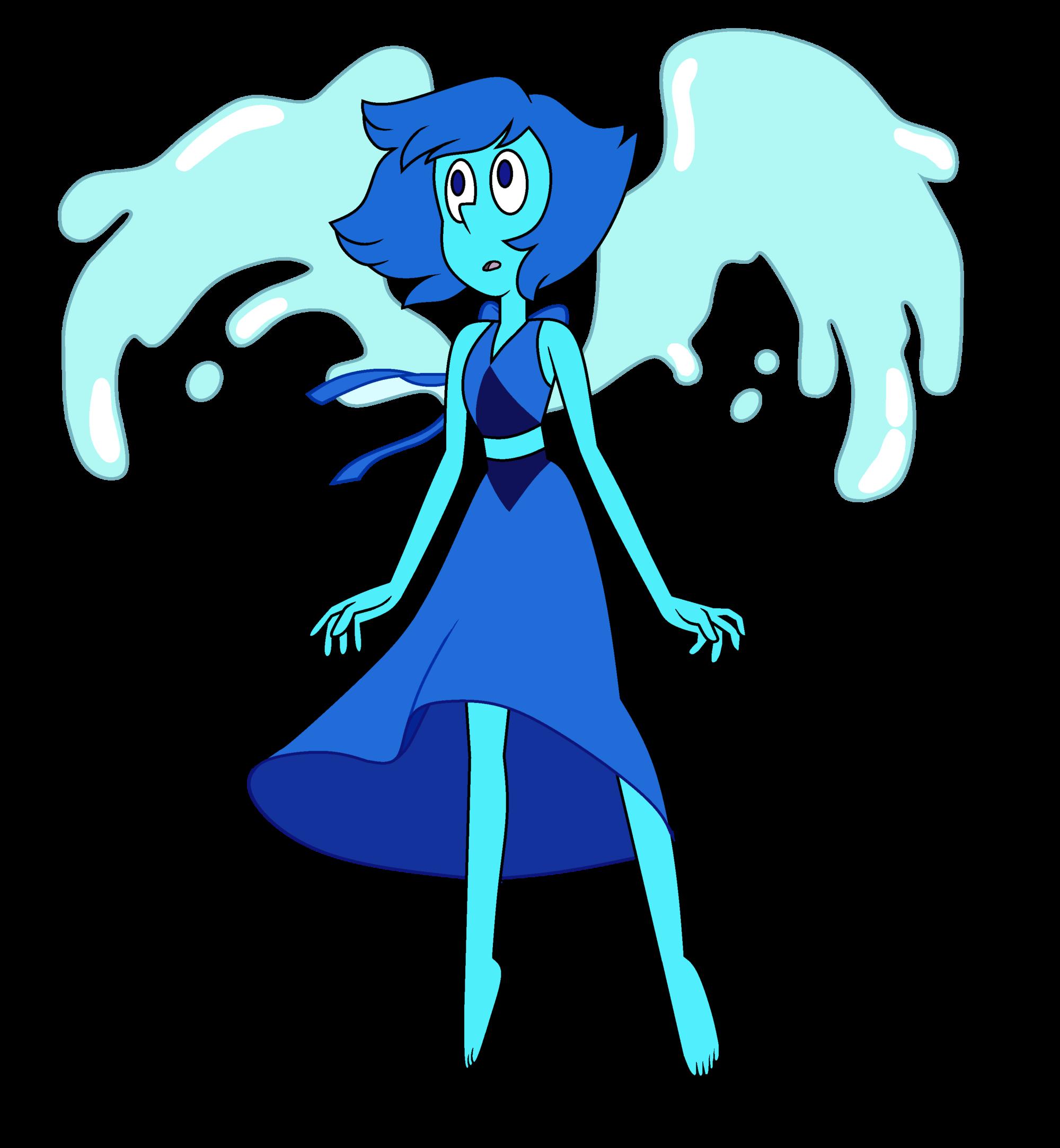 Fear clipart lonely guy. Lapis lazuli steven universe
