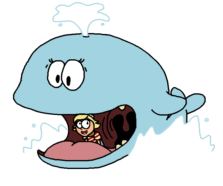 That with the by. Clipart whale kid