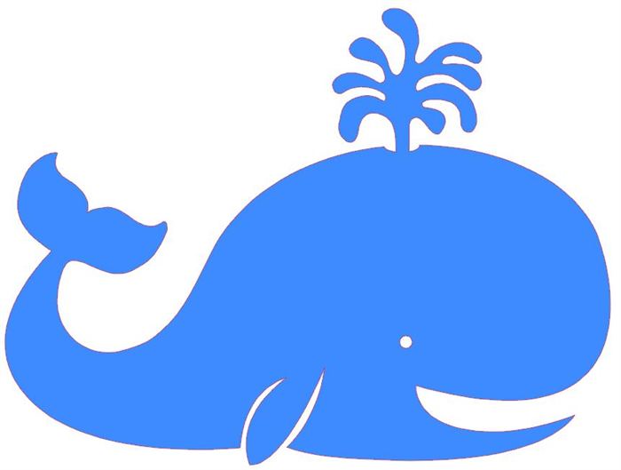 Clipart whale kid. Cartoon whales drawing child