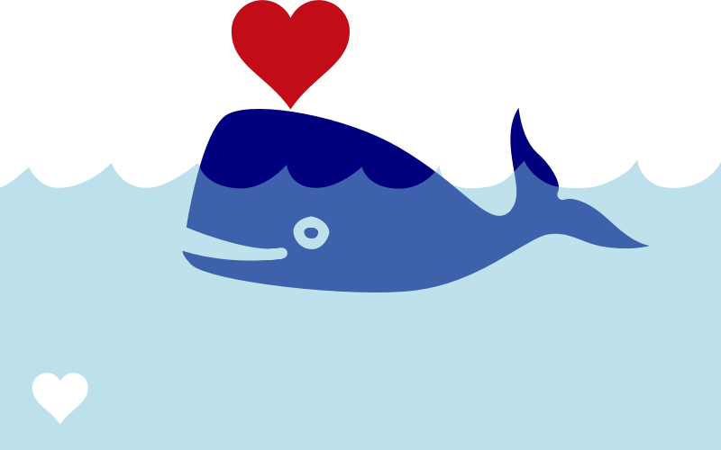 Free clipart whale. Search for drawing at