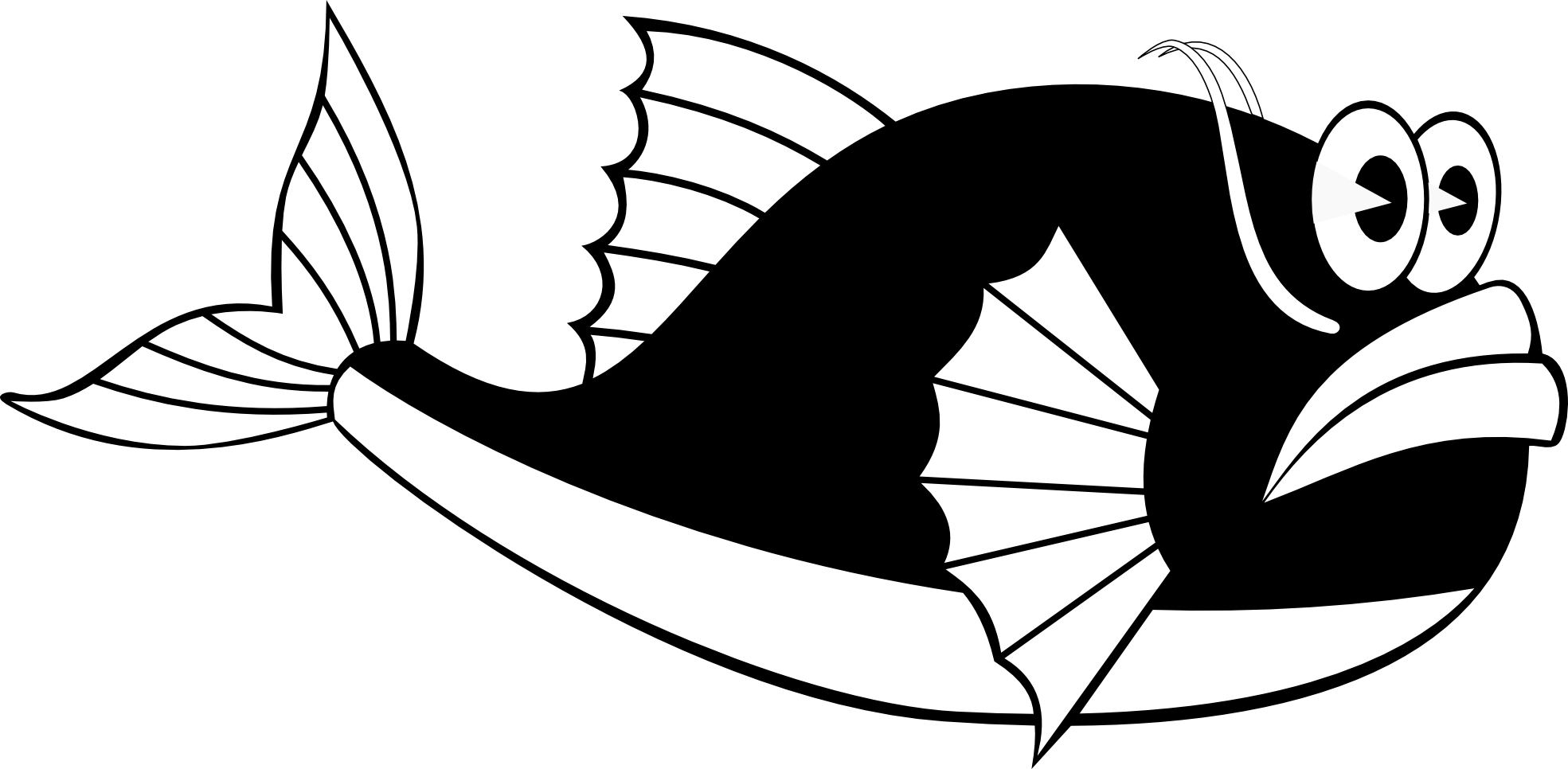 Clipart whale shape. Clip art black and