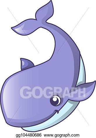 Clip art vector swimming. Clipart whale swim