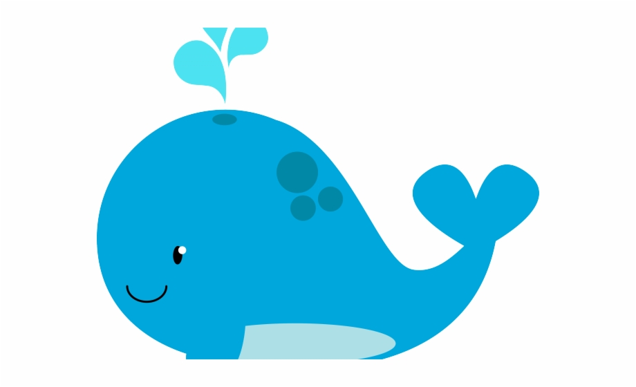 Clipart whale turquoise. Blue beach baby