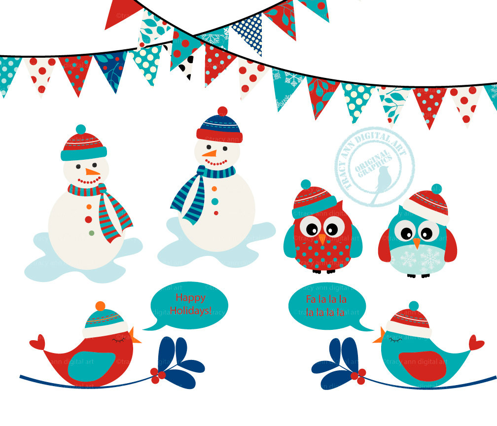 Clipart winter. Clip art free printable