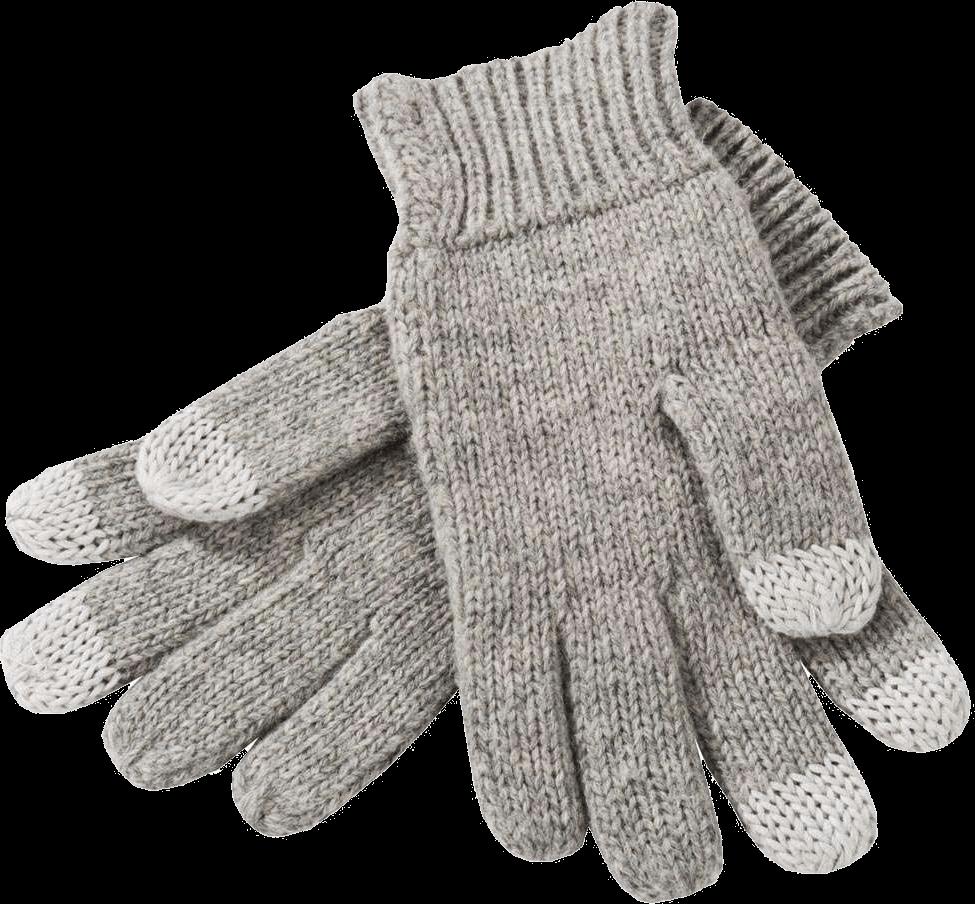 Winter gloves transparent png. Mittens clipart woolen glove