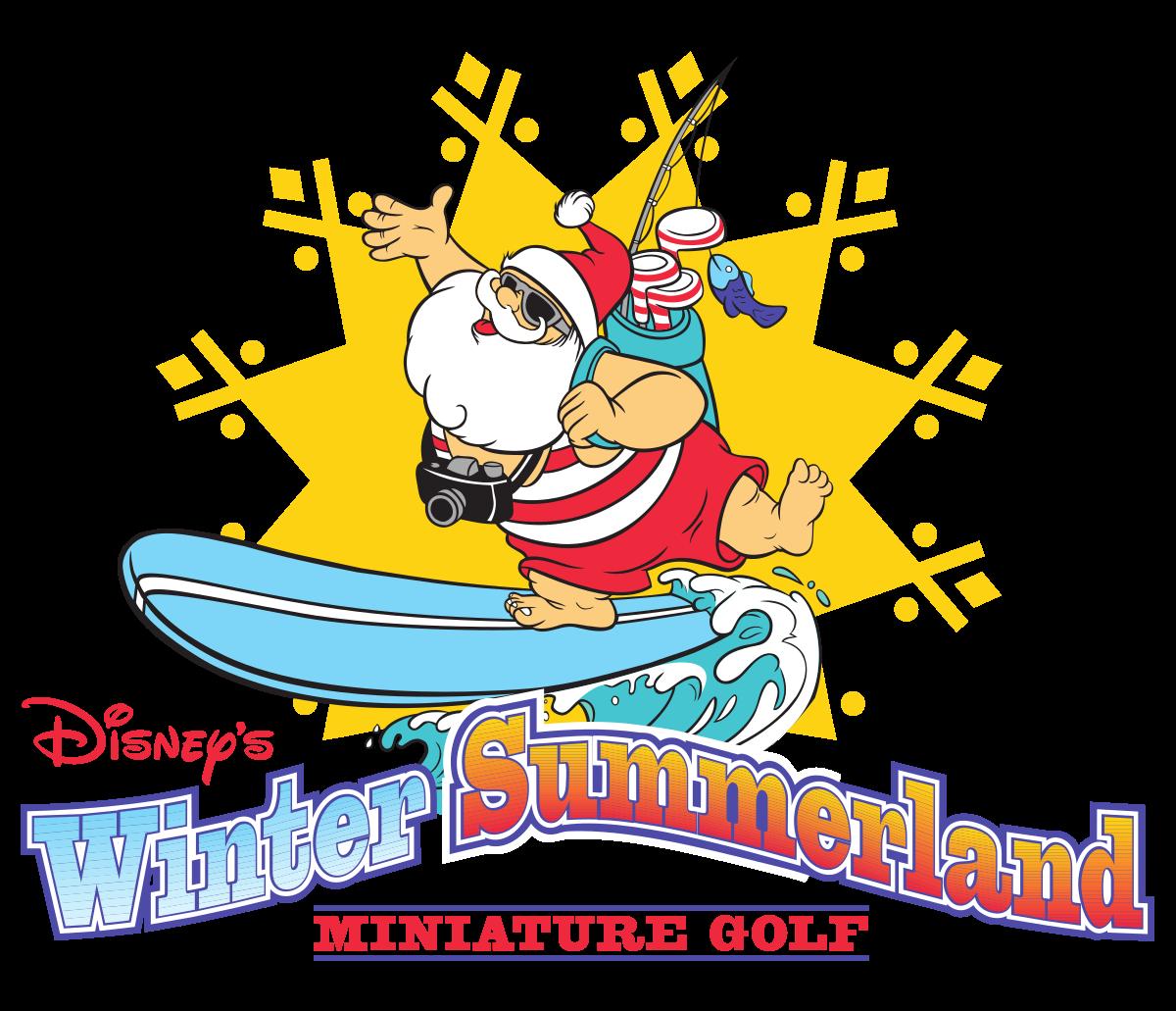 Winter summerland wikipedia . Club clipart miniature golf
