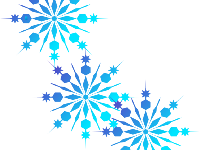 Certificate borders and frames. Winter clipart blizzard