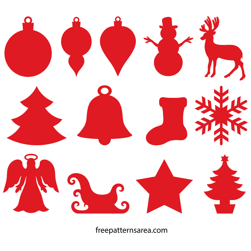 Ornaments clipart printer. Winter and christmas ornament