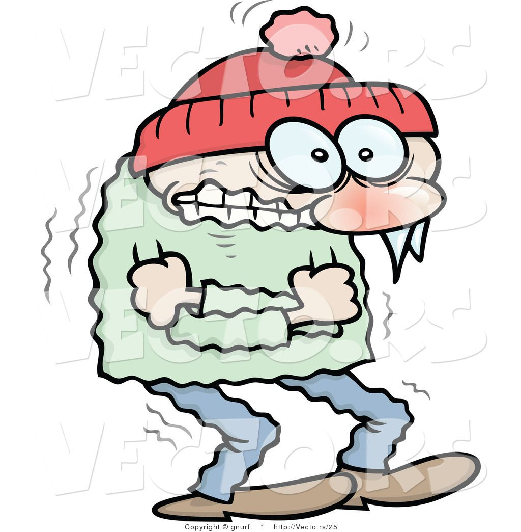 Freezing cartoon midwest former. Wet clipart cold