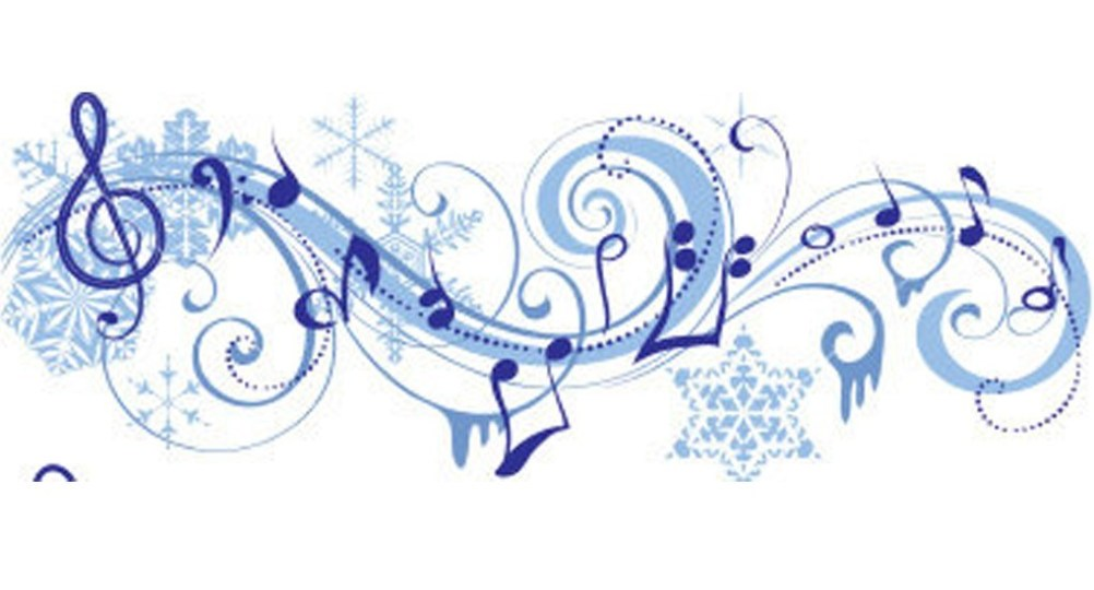 How do you choose. Winter clipart concert