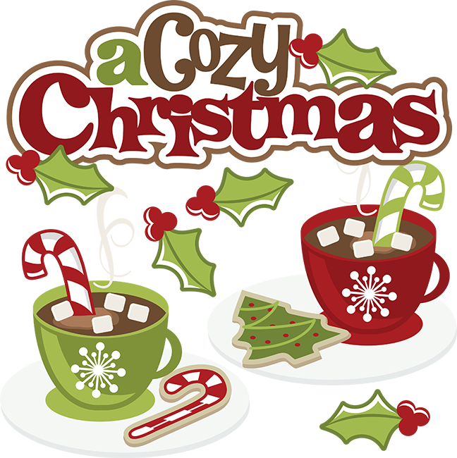 A cozy svg cute. Dance clipart christmas