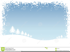 Clipart winter day. For the first of