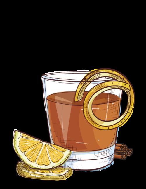 Cocktails espirito xvi ultra. Clipart winter drink