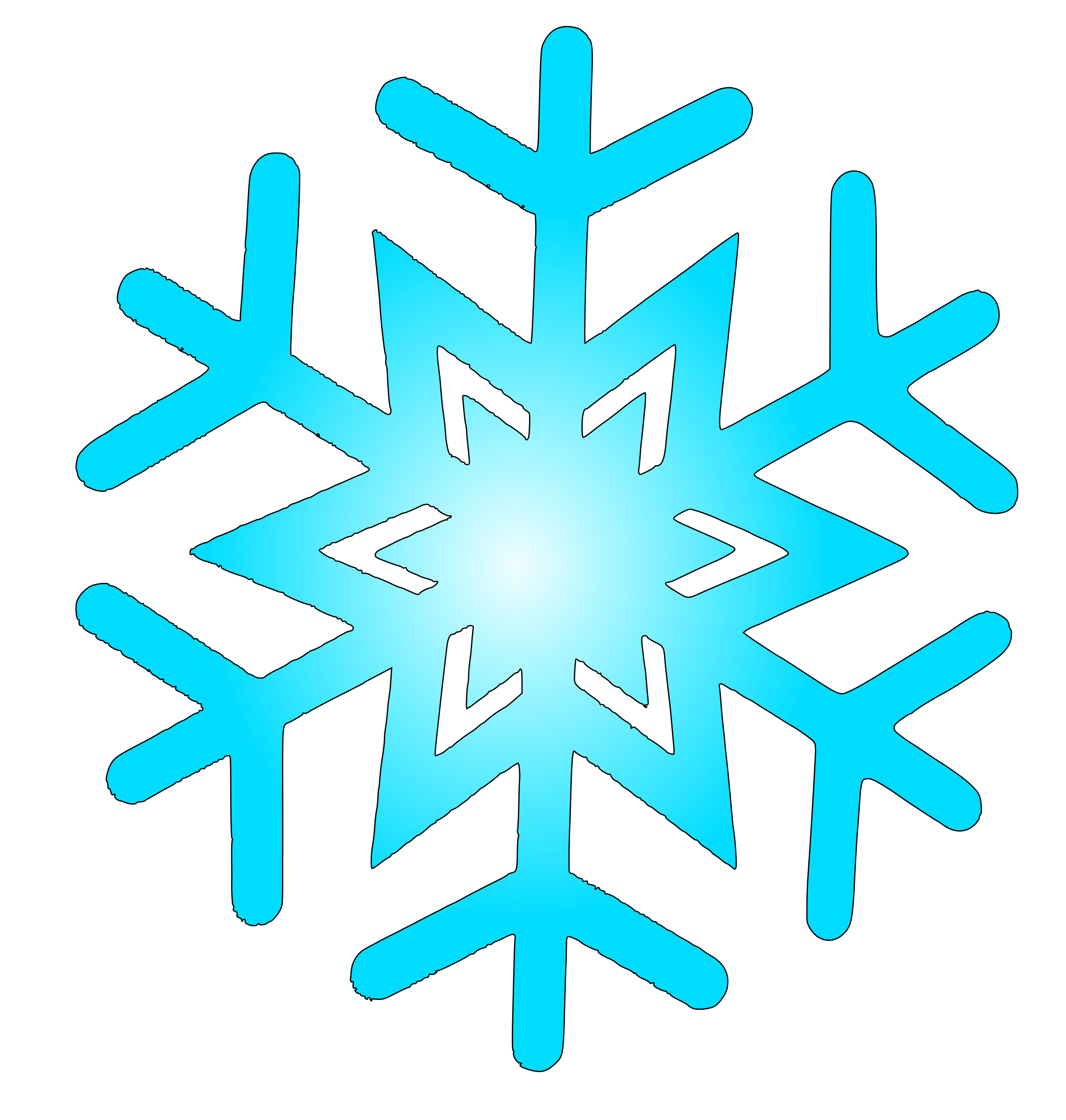 Winter clipart flake. Snow big image png
