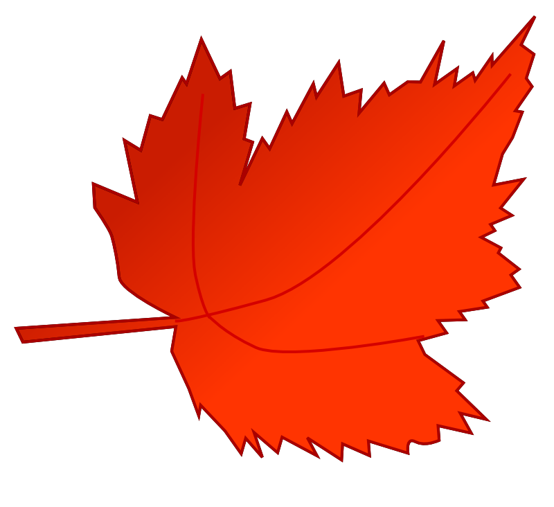 Maple leaves free download. Clipart winter foliage