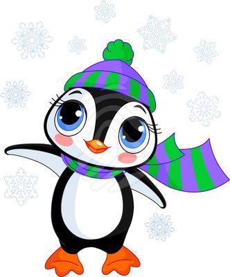 Winter clip art free. January clipart cold bird