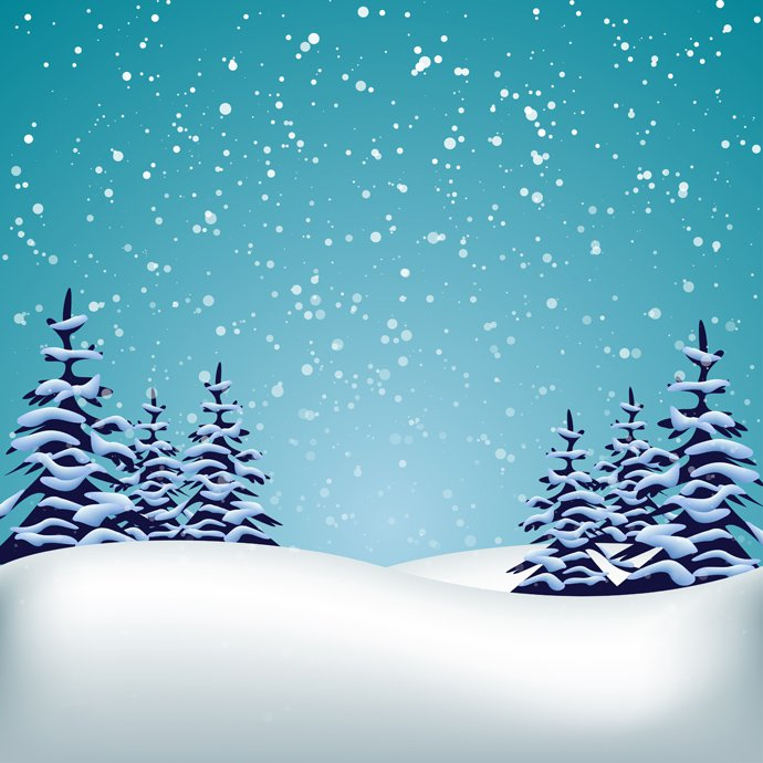 Winter clipart scenery. Free landscape cliparts download