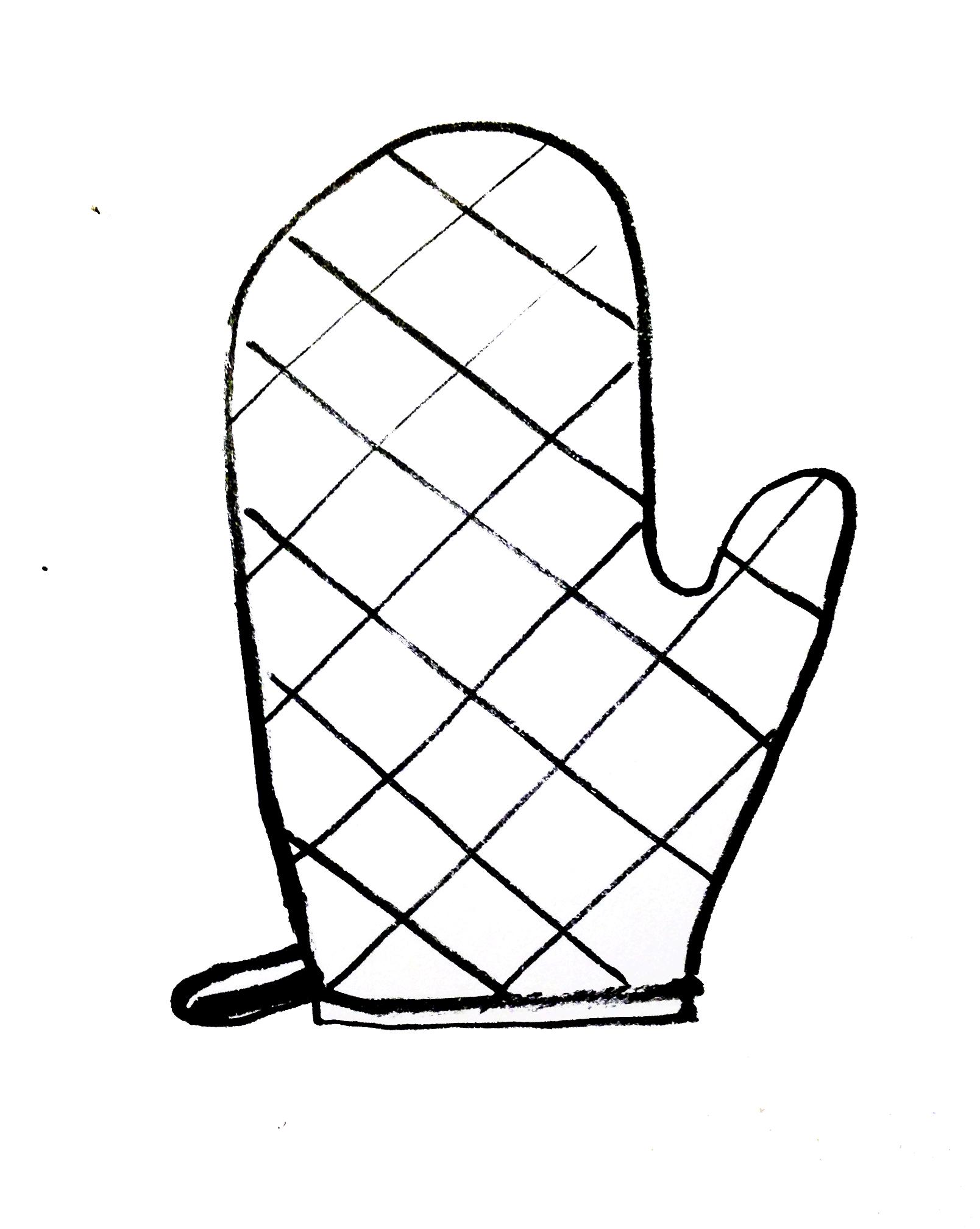 Clipart winter mitten. Gloves clip art solar