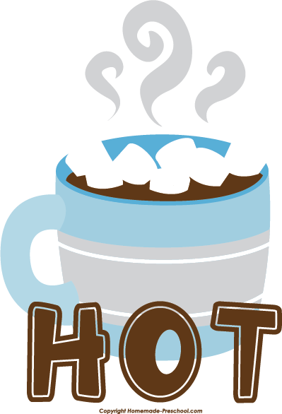 Free . Winter clipart mug