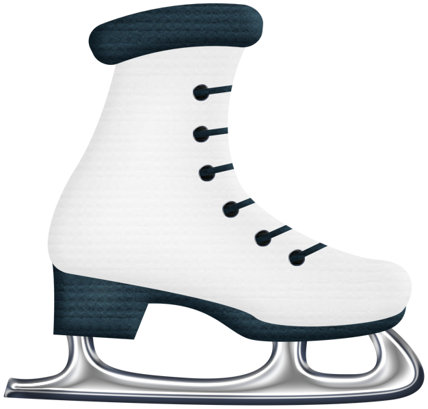 Clipart winter playground. Let s skate clip